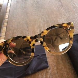 Celine Alia sunglasses Acetate